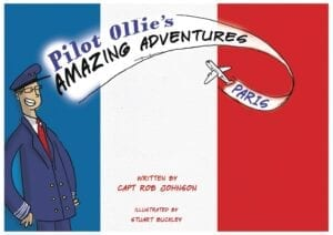 Pilot Ollie's Amazing Adventures – Paris
