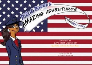 Personalised Book – Pilot Polly's Amazing Adventures – New York